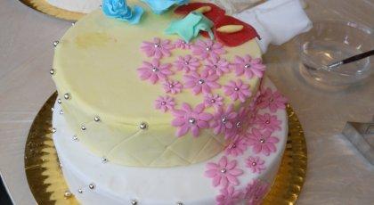 Cake design - I fiori