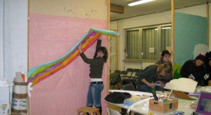 Corso di Vetrinistica 2006/2007