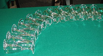 Corso di Banqueting 2003