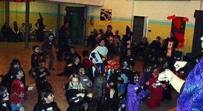 Corso per Animatori - Festa di Halloween 2003
