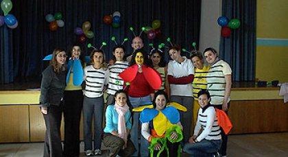 Corso per Animatori - Festa di Primavera 2003