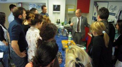 Pillole di formazione barman - Caffetteria e latte art 2011