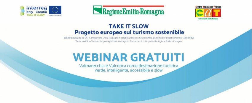 Webinar gratuiti   Valmarecchia e Valconca come destinazione turistica verde, intelligente, accessibile e slow