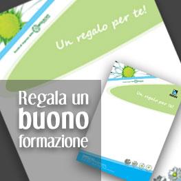 Banner Home_Regala un buono formazione